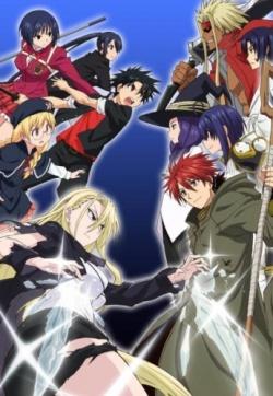 Uq Holder Mahou Sensei Negima 2 Anime London Wiki